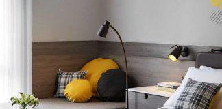 Kumpulan Inspirasi Desain Kamar Tidur Mungil Penuh Gaya