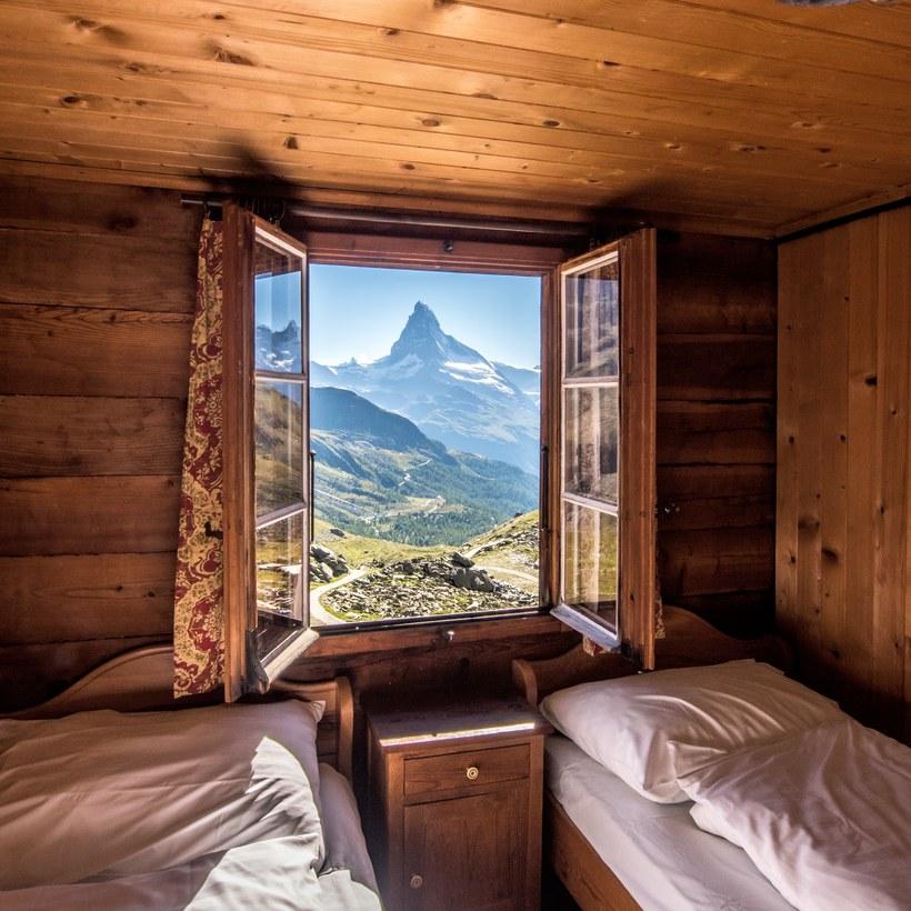 Wow! Inilah Hotel Dengan Pemandangan Paling Indah di Dunia