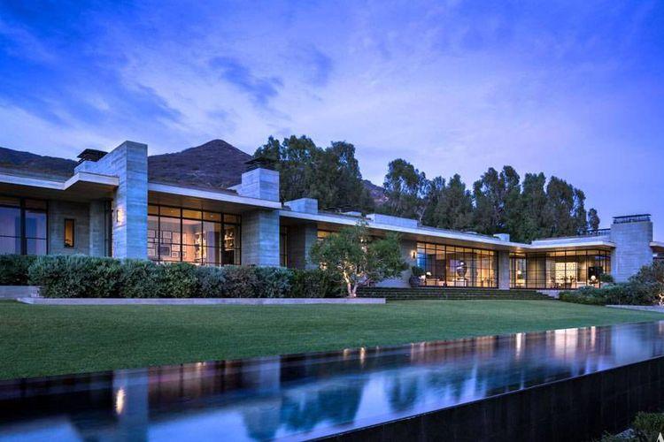 5 Rumah Mewah Dengan Harga Fantastis di Dunia