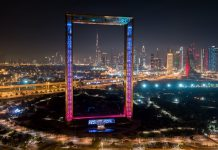 Wow! Inilah Frame Raksasa Terbesar dan Tertinggi di Dunia!