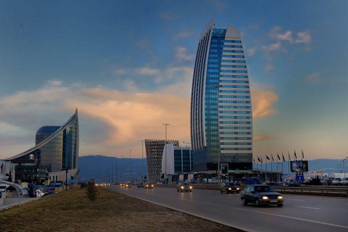 Bulgaria Juga Punya Gedung Tinggi Mirip Burj Al Arab