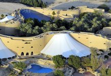 Begini Nih Penampakan Rumah Super Mewah Raja Salman