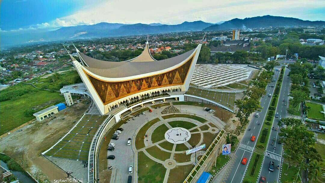 Ini nih Desain Masjid Unik dan Mengagumkan Meski Tanpa Kubah