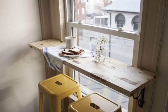 Inspirasi Desain Meja Makan Untuk Hunian Mungil