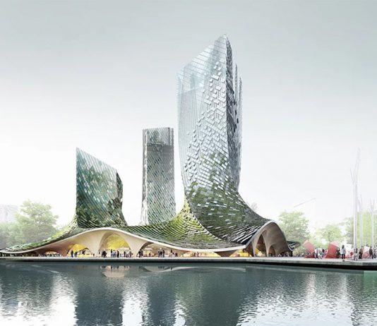 Perancis dan China Bekerjasama Membangun Bangunan Ramah Lingkungan