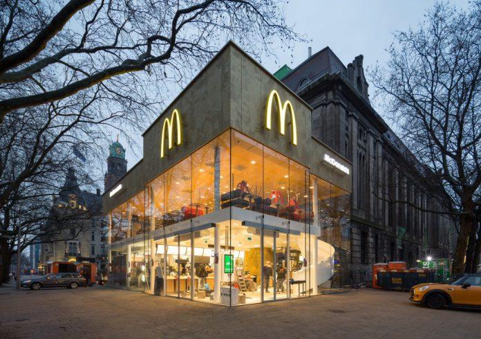 Gerai McD Dengan Desain Yang Unik di Dunia