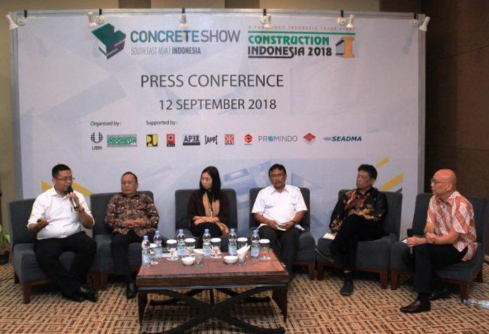 Pameran Konstruksi Terbesar di Indonesia Akan Diikuti 23 Negara