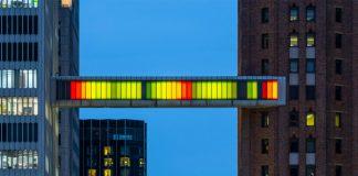 Jembatan Unik Rasa RGB di Amerika Serikat