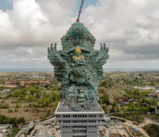 Ruangan Yang Bisa Dikunjungi di Patung GWK Bali