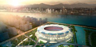 Ini nih Stadion Keren di Kota Hangzhou Untuk Sambut Asian Games 2022