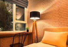 Inspirasi Dekorasi Ruangan Dengan Pencahayaan Standing Lamp