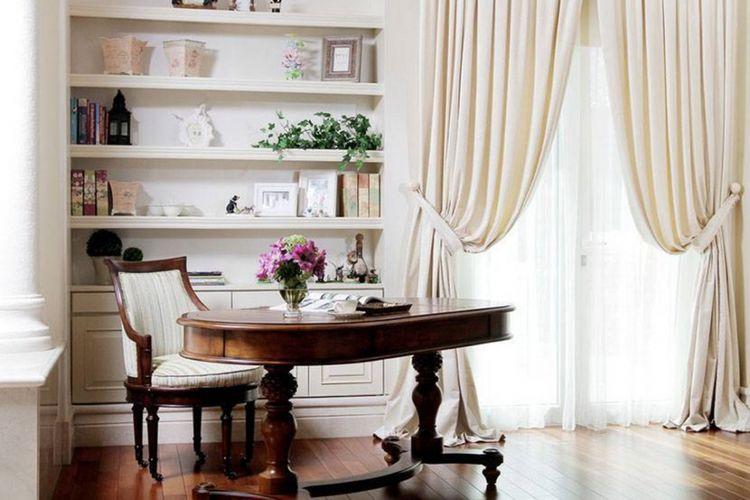Beberapa Inspirasi Desain Ruang Kerja di Rumah Yang Produktif