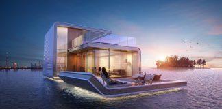 Bangunan Terapung Akan Menjadi Tren di Masa Depan