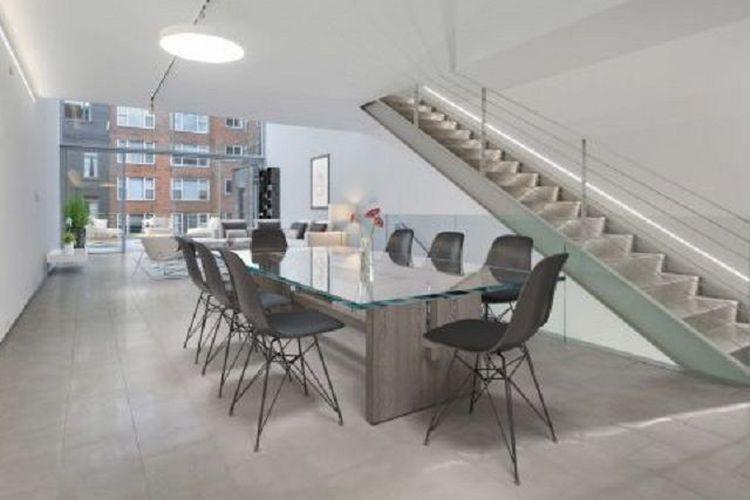 Rumah Mewah Dengan Kaca Antipeluru Seharga Rp 760 Miliar