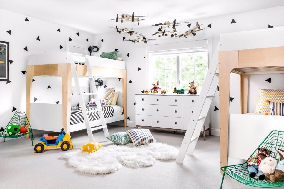 Inspirasi Desain Interior Untuk Kamar Tidur Berukuran Kecil