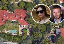 Begini Penampakan Rumah Mewah David Beckham Yang Dijual Seharga Rp 381 M