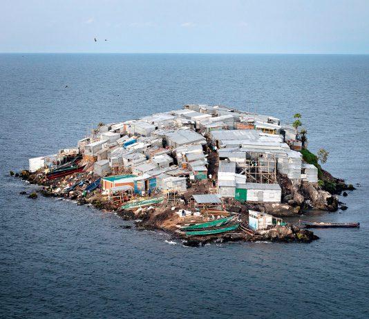 Ini Nih Pulau Kecil Yang Diperebutkan 2 Negara