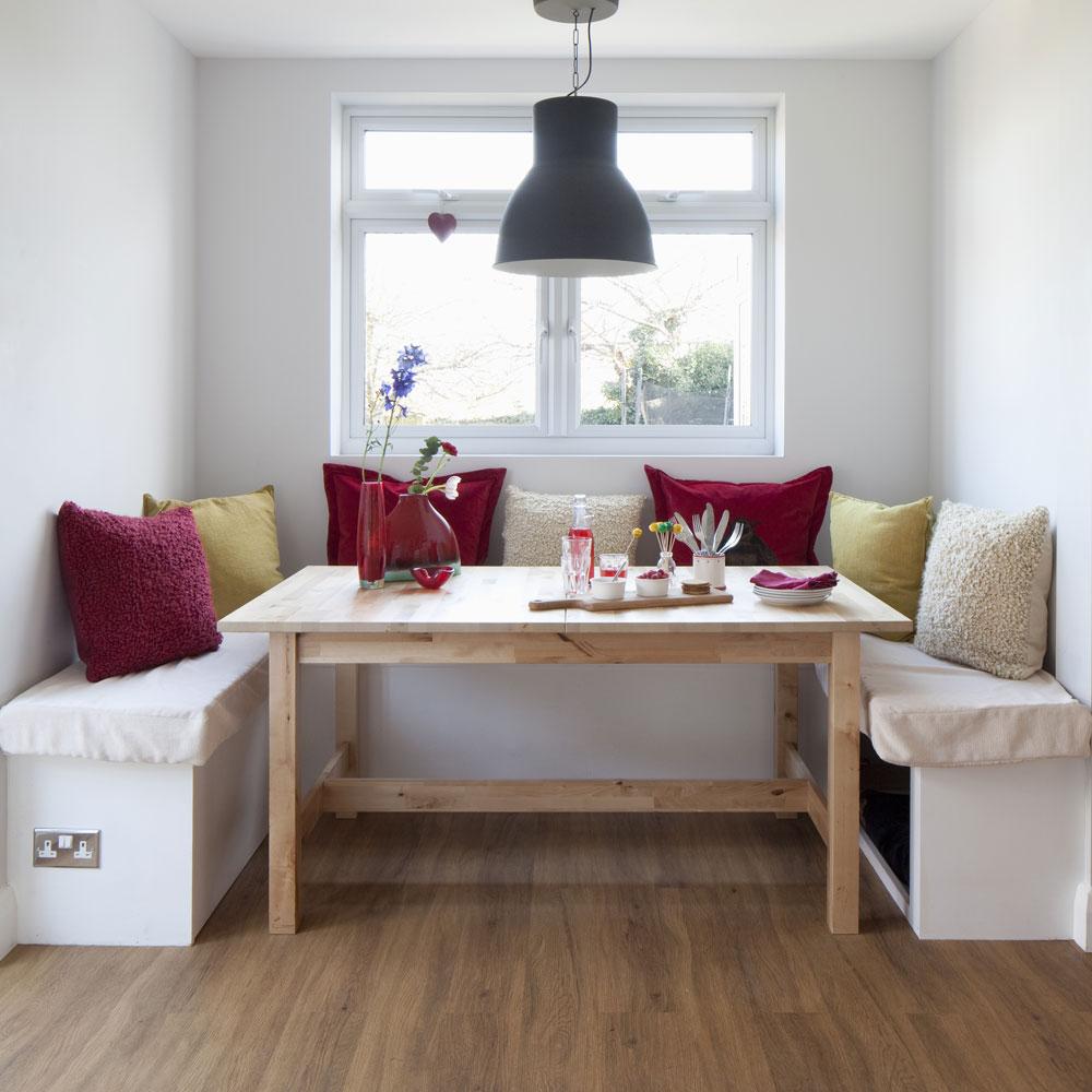 Beberapa Kiat Untuk Menyiasati Ruang Makan Mungil di Rumah