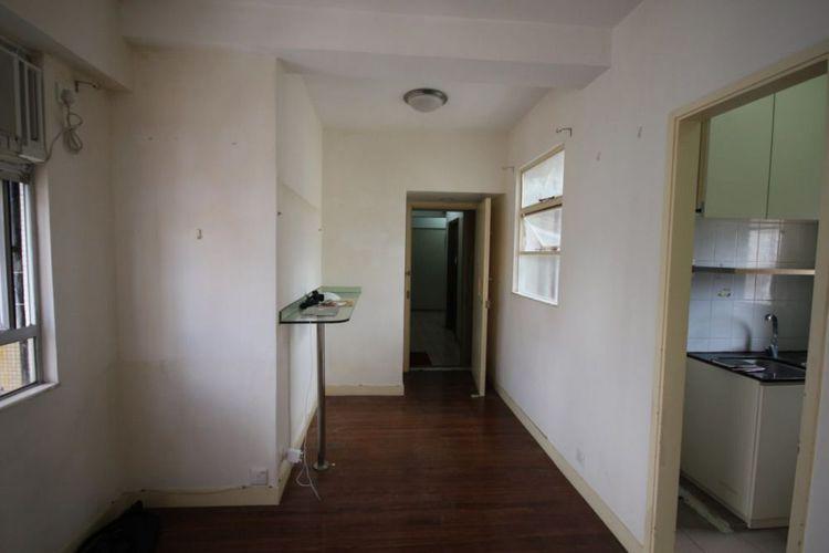 Begini Wujud Apartemen Sempit Yang Disulap Jadi Luas