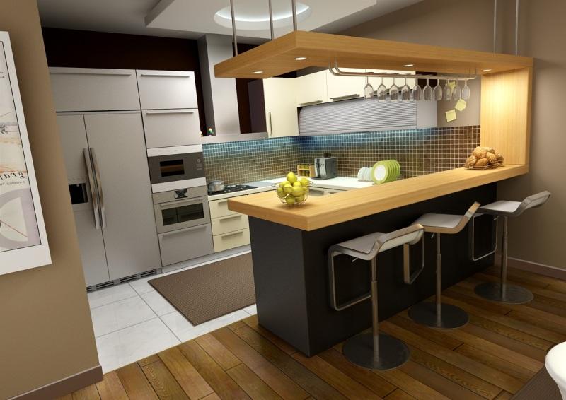 Inspirasi Desain Mini Bar Di Dapur Rumah Sendiri Portal Berita
