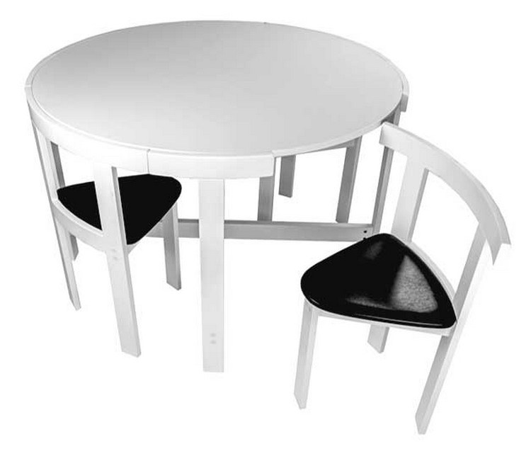 5 Desain Meja Portable Buat Rumah Mungil Kamu Makin Stylish