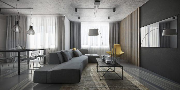 Beberapa Tips Untuk Menerapkan Warna Abu-abu Pada Dekorasi Rumah
