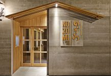 Begini Tampilan Restoran Hasil Rancangan Arsitek Spanyol, KEREN!