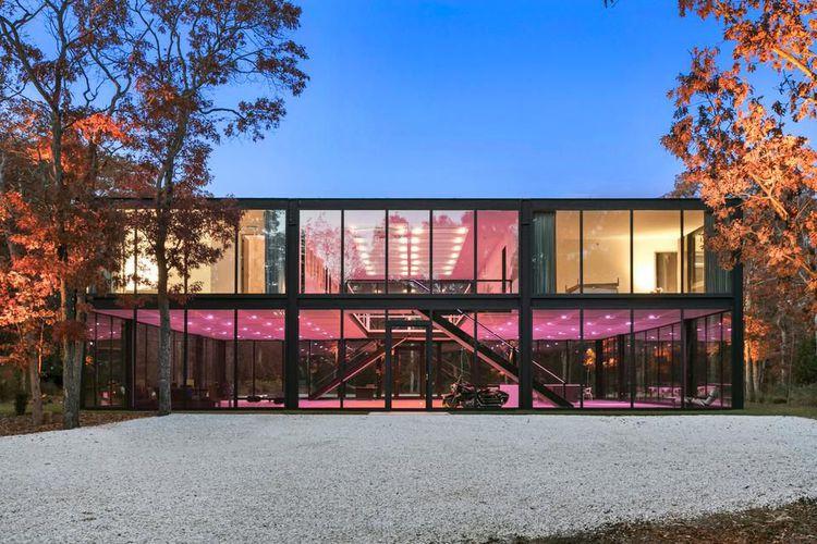 Inilah Rumah Transparan Seharga Rp 54 Miliaran