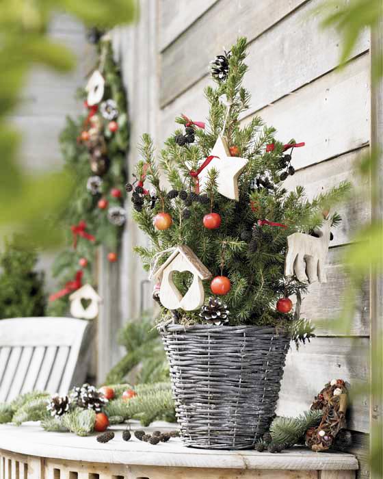 Dekorasi Cantik Rumah Untuk Persiapan Menyambut Natal