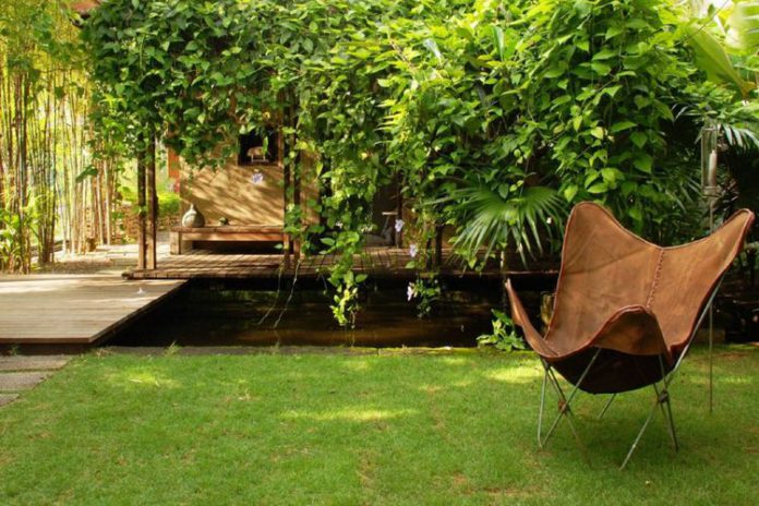 Inspirasi Desain Taman Rumah Yang Sejuk Dan Bisa Kamu Tiru