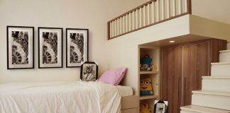 Deretan Inspirasi Desain Kamar Tidur Dengan Bunk Bed