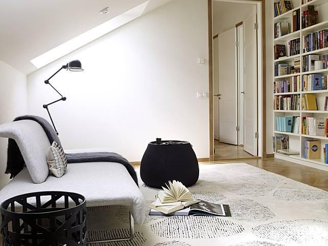 Inspirasi Desain Ruang Baca Minimalis Yang Nyaman