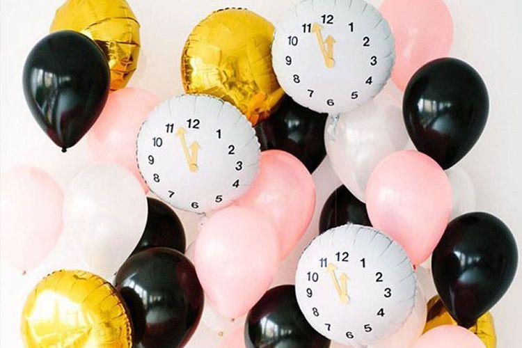 5 Ide Dekorasi Untuk Perayaan Malam Tahun Baru