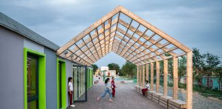 Perpustakaan Sekolah di China Dibangun Hanya Dalam Waktu 7 Hari, KEREN!