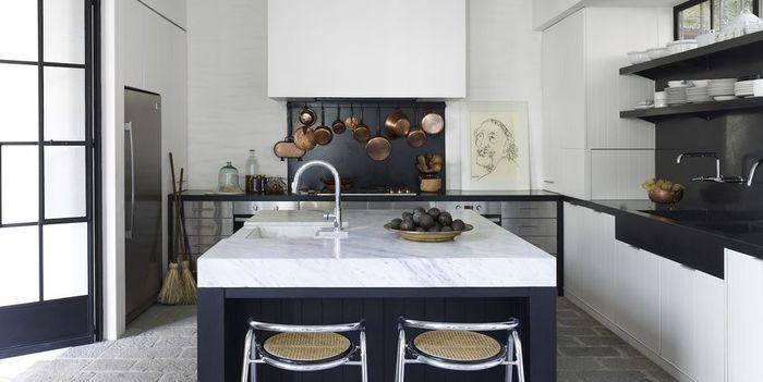 Inspirasi Desain Kabinet Rumah Modern Yang Segar dan Rapi