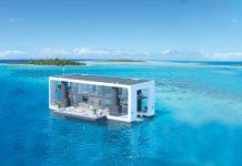 Inovatif! Rumah Apung Yang Dapat Bergerak Layaknya Kapal Pesiar