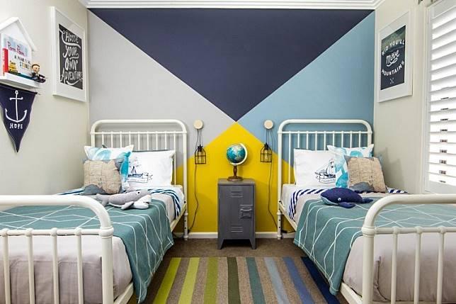 Inspirasi Padu Padan Warna Cat Dinding Pada Interior Rumah