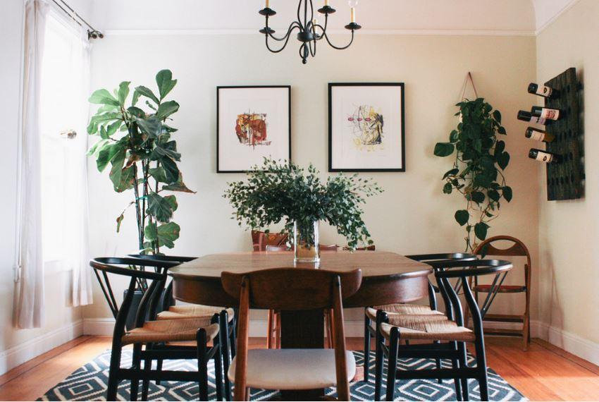Inspirasi Desain Ruang Makan Sederhana dan Hemat Tempat