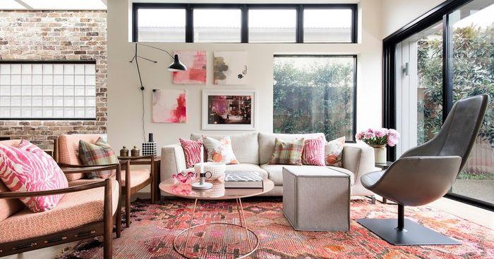 Sambut Valentine, Yuk Dekorasi Rumah Dengan Aksen Pink!