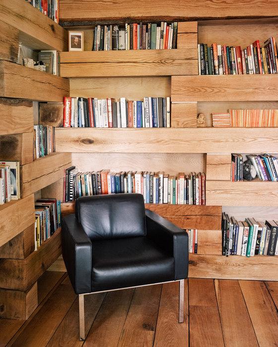 Begini Wujud Perpustakaan Tersembunyi Yang Keren Abis