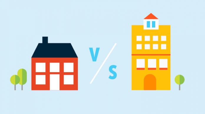 5 Keunggulan Rumah Dibandingkan Apartemen Untuk Investasi Masa Depan