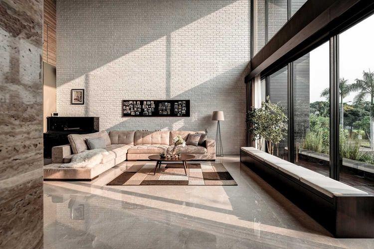 Inspirasi Desain Interior Dengan Kombinasi Warna Hitam dan Coklat