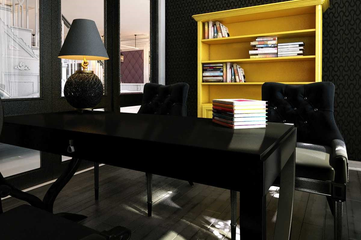 Inspirasi Desain Home Office Mungil Yang Keren Abis!