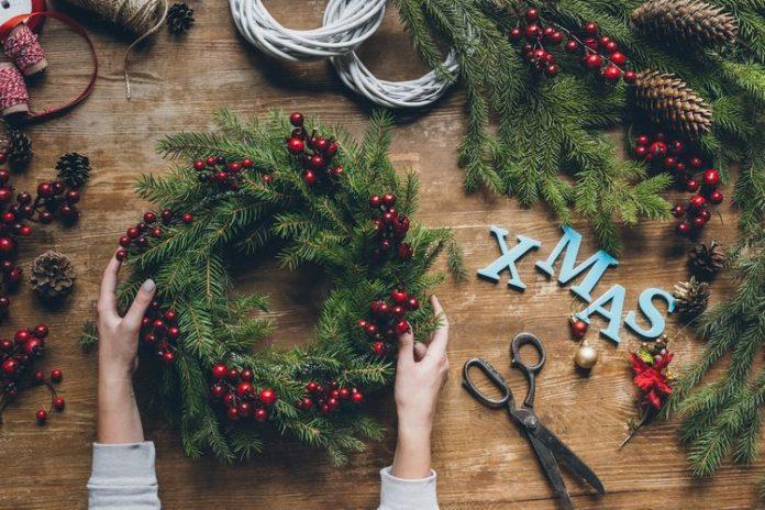 Tips Mudah Dekorasi Natal Dengan Budget Murah Meriah